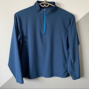 Peter Millar Wind Golf Lightweight Shirt Jacket
